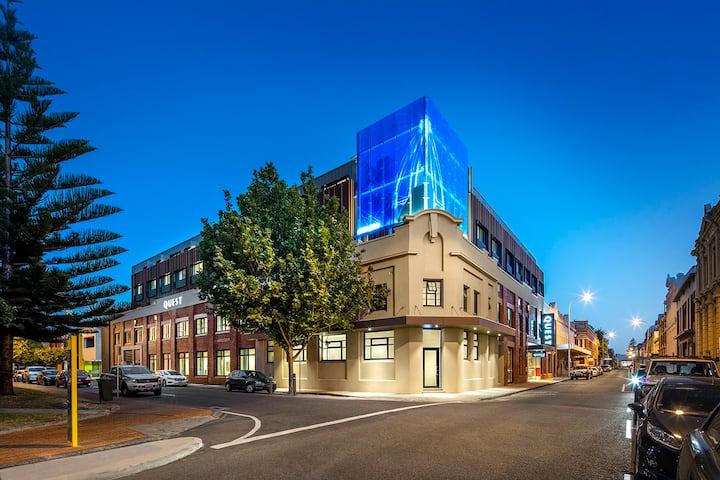 Fremantle Heritage Studio with Balcony