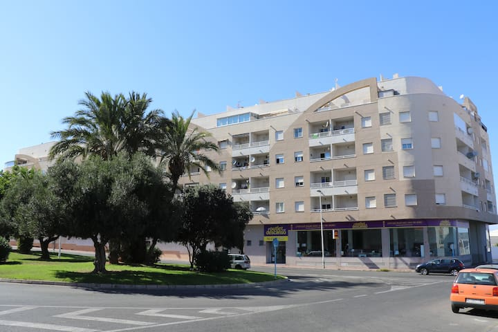 Flat, next to city center and beach - Torrevieja