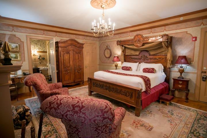 Ambassador's Room - Gramercy Mansion