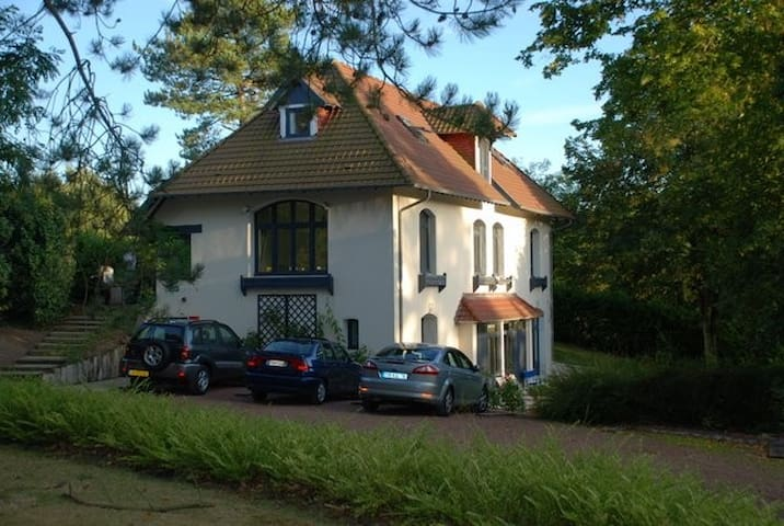 Chambre d'hôtes , Hardelot plage - Neufchâtel-Hardelot - Bed & Breakfast