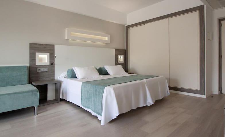 Habitación de hotel Fergus Bermudas **** - Palmanova