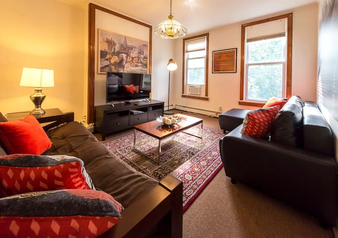 Rare Affordable 4 BR APT 18 Mins NYC Time Square