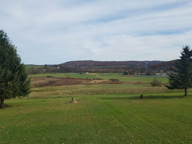 Views of the Berkshire Mountains