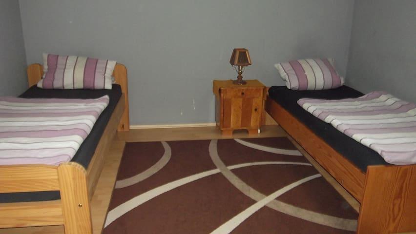 Wohnung mit Zimmern