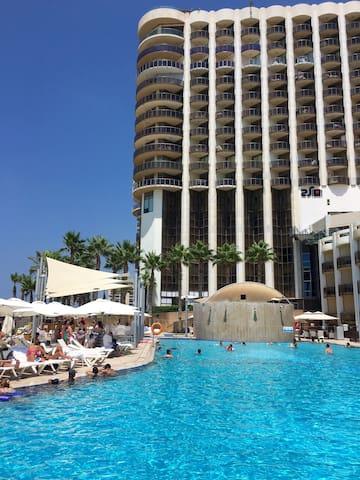 Daniel Hotel and Residence Herzelia - Herzliya - Daire