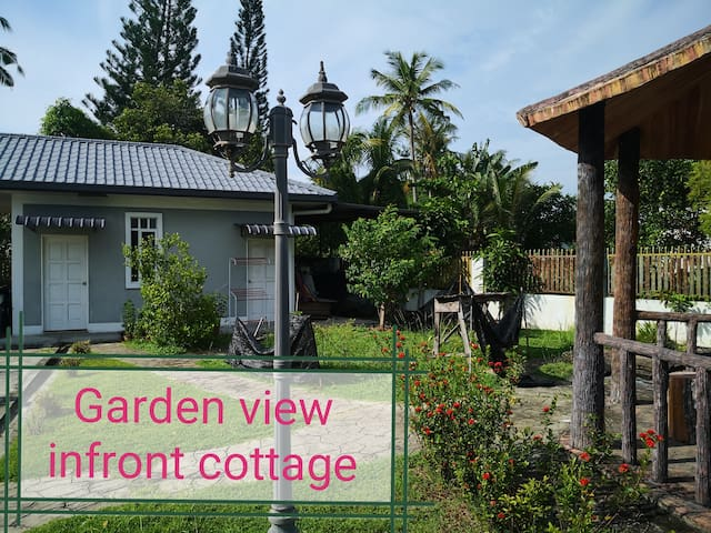 Cosy Studio Cottage Garden1Bedroom 1Bathroom小屋在花园里