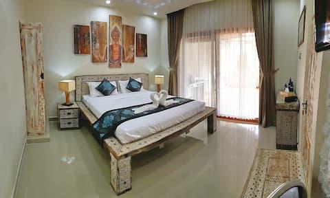 Villa Amidala - Waingapu (Blue room)