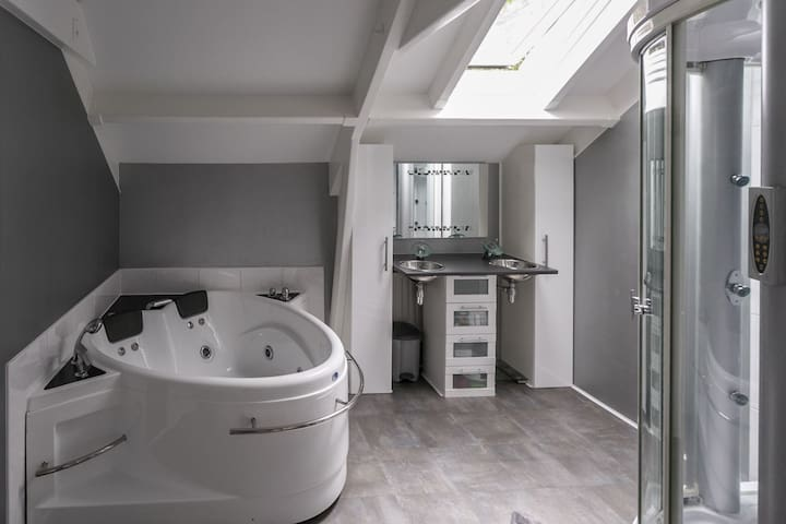 Luxury two bathroom lofthouse - Apeldoorn - Dom