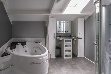 Luxury two bathroom lofthouse - Apeldoorn