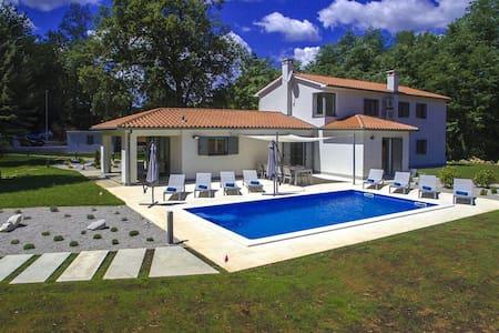 Villa Stepancic with swimming pool - Stepčići - Rumah