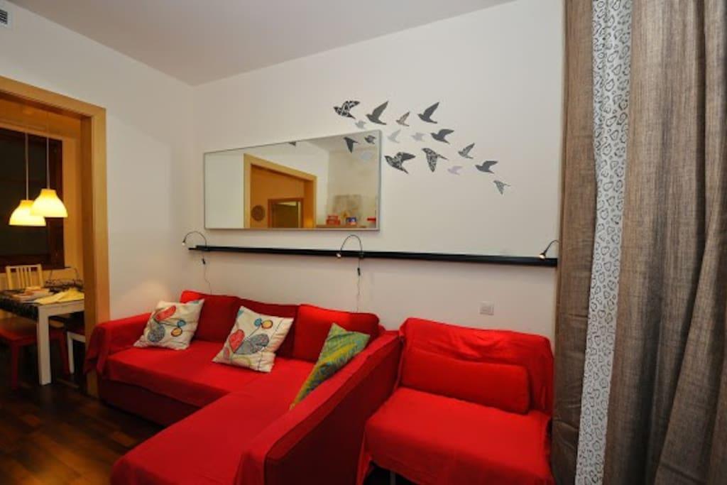 Super central apartment eixample 2 appartamenti in for Appartamenti eixample barcellona