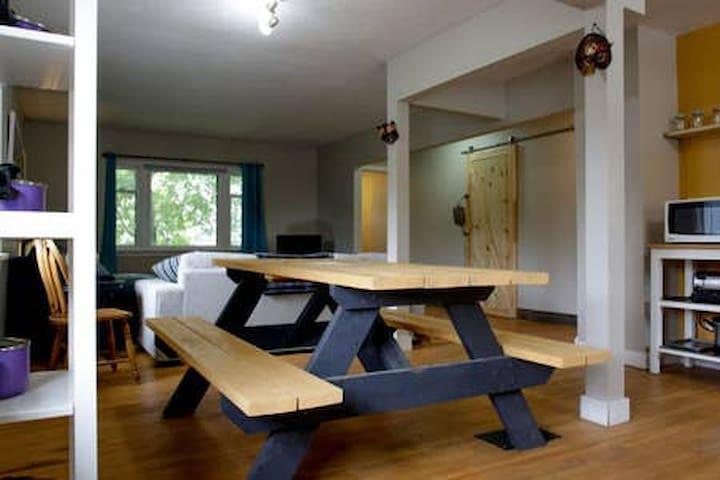 The Dandelion - 1950's Main Floor Character Home