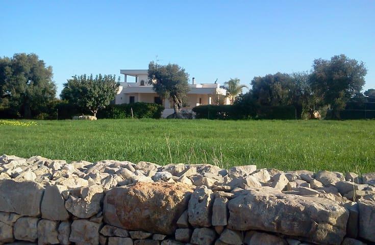 BeB Con 3 Camere indipendenti con giardino - Speziale - Bed & Breakfast