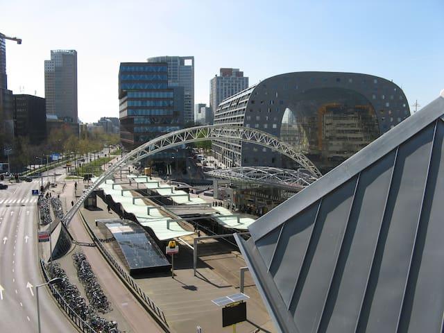 Cube house Rotterdam - Rotterdam - House