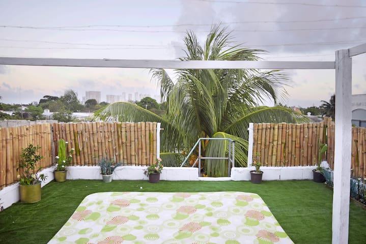 Rooftop /terraza de azotea