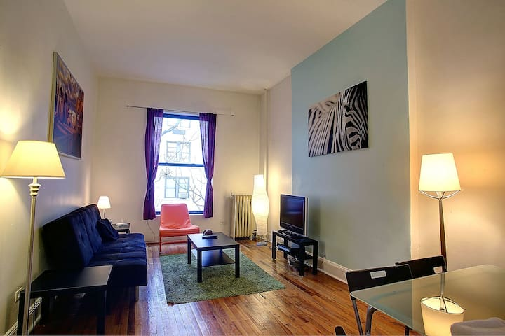 Central Park West/ 80s One bedroom!