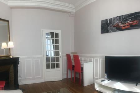 Cosy Apartment close Metro and near Paris Center