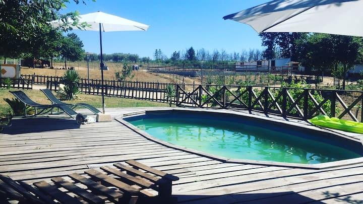 Quinta da Coragem, turismo rural e equestre