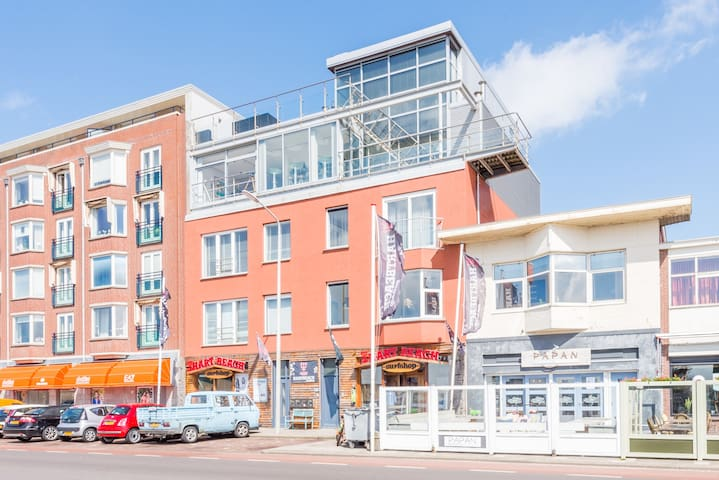240 m2 Penthouse with Harbor view - Den Haag - Daire