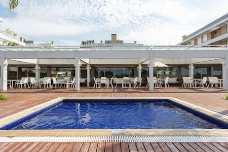 Essence Life Home Resort de Praia ! - Florianopolis