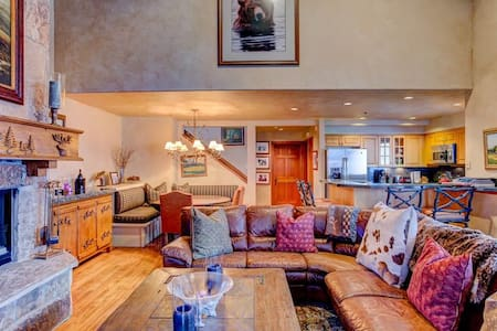 The Ridge Silver Lake9-Marvelous 2 Bedroom Condo Mid Mountain at Deer Valley 5 minute walk to Lift In Park City - Park City - Wohnung