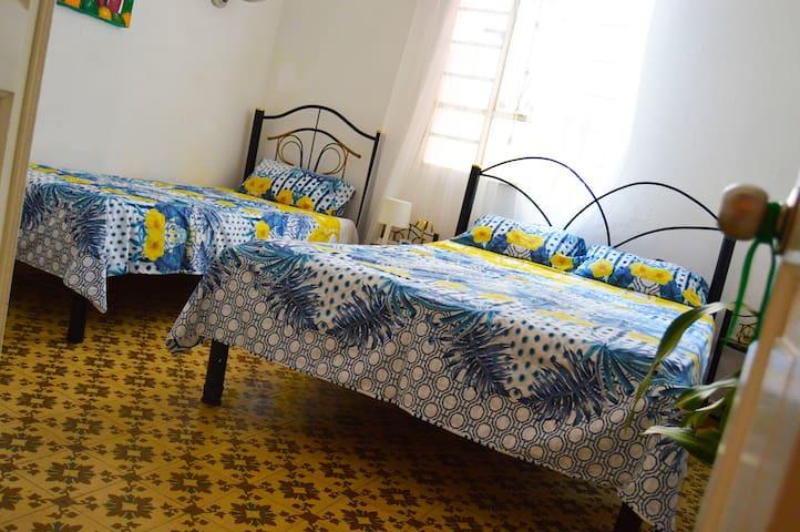 Hostel Las Margaritas, room nº 2