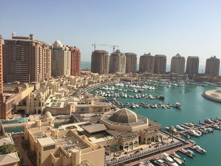 Лучшее местоположение  в Дохе