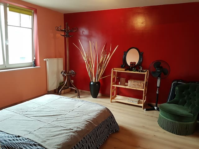 Beautiful room with private bathroom in Waterloo - Waterloo