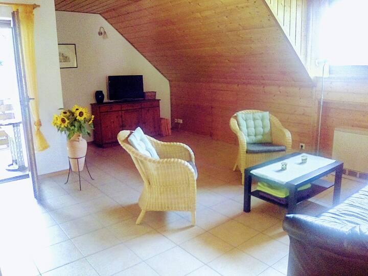 Schöne 3Zi.(90m²)-Wohnung, Zentral