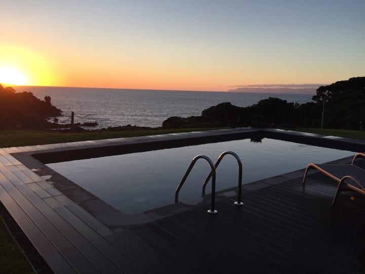 Casa do Caisinho Pico - Heated pool near sea