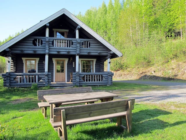 Holiday home for 6 persons in Saimaa Lakes