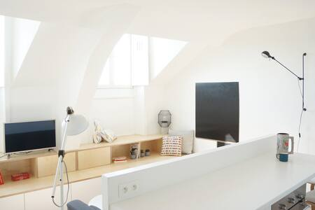 Appartement hypercentre de charme - น็องต์ - อพาร์ทเมนท์