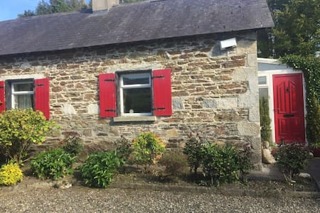 Self-catering cottage near Aughrim, Co Wicklow.