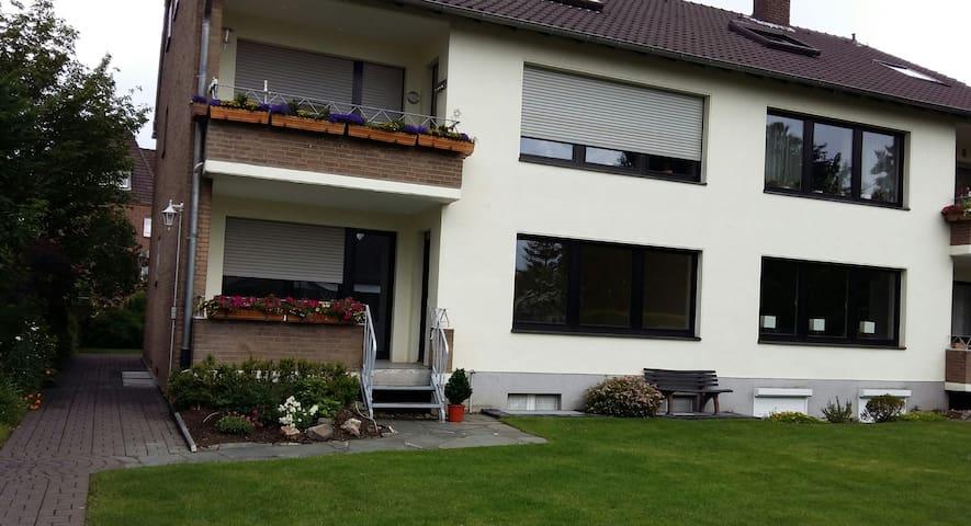 Sich unterwegs wie zu Hause fühlen - Neuss - Apartament