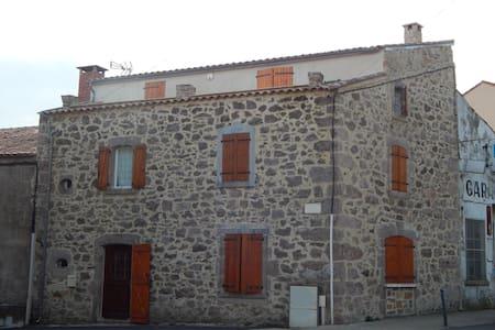 Maison de village, sud du Larzac ! - Le Caylar - Complexo de Casas