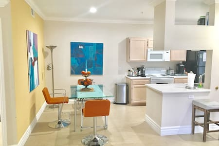 Cozy 2 Bed. Apt close to beach!! - 亚里索维耶荷(Aliso Viejo)