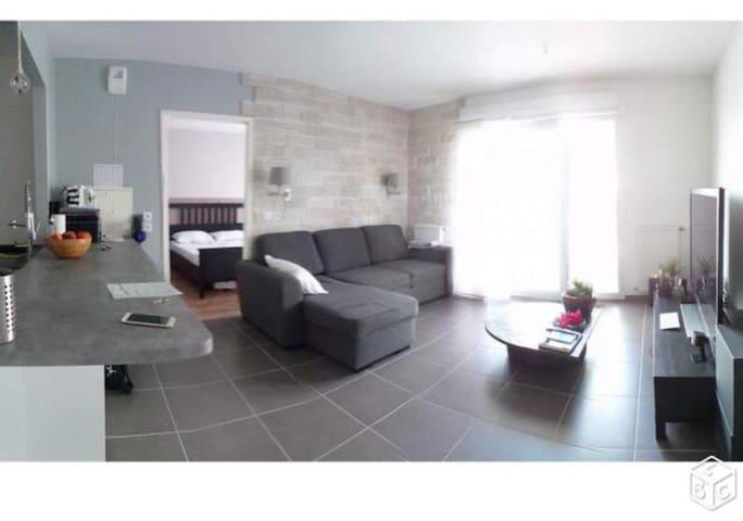 Appartement proche de Paris - Sainte-Geneviève-des-Bois - Flat