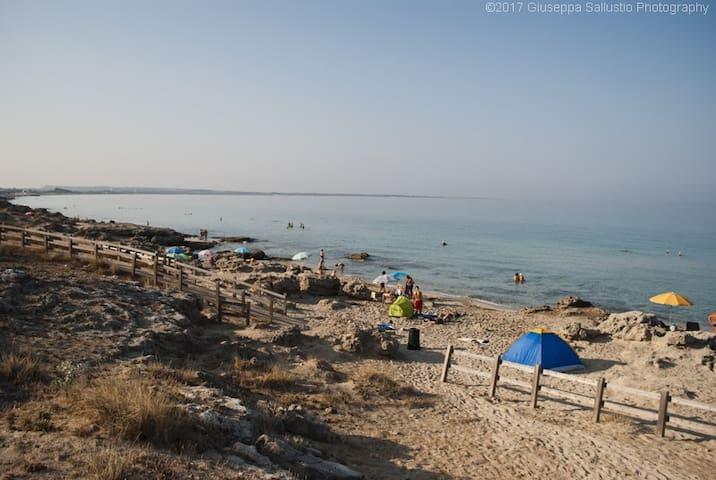 ENJOY THE SUN AND THE SEA OF PUGLIA - Baia Verde, Gallipoli - Villa