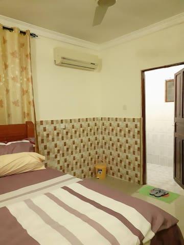 NAFAZON HOUSE-PRIVATE ROOM 1