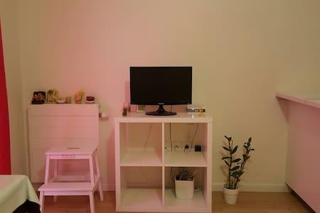 Lumineux et spacieux studio avec jardin - Noisy-le-Sec - Apartment