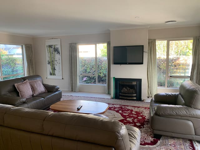 Centre location and beautiful modern home