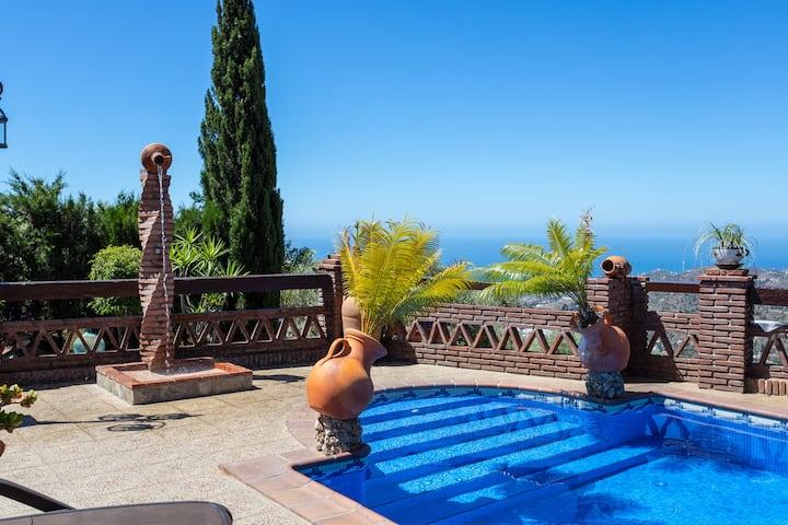Villa Mediterraneo Solset