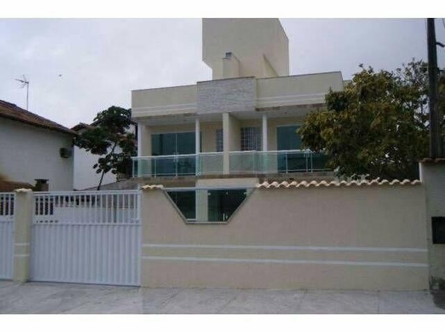 Amplo apartamento próximo a praia - Rio das Ostras - Lejlighed