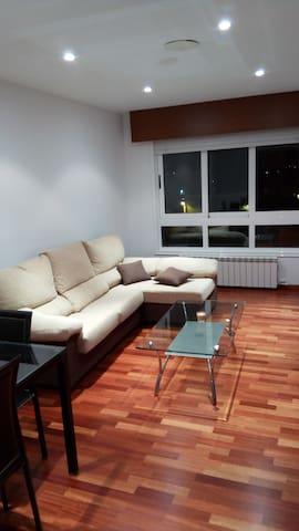 Apartamento grande en Mugardos