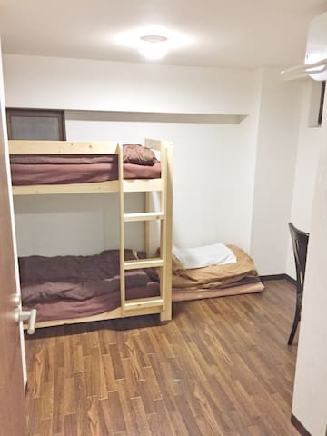 NEW OPEN☆7min Akihabara for 2ppl.#AS212 - Taitō-ku - Guesthouse