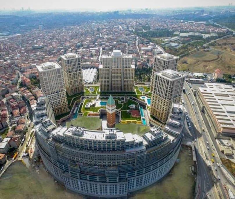 Istanbul apartment apartments for rent in gaziosmanpa a for Istanbul venezia