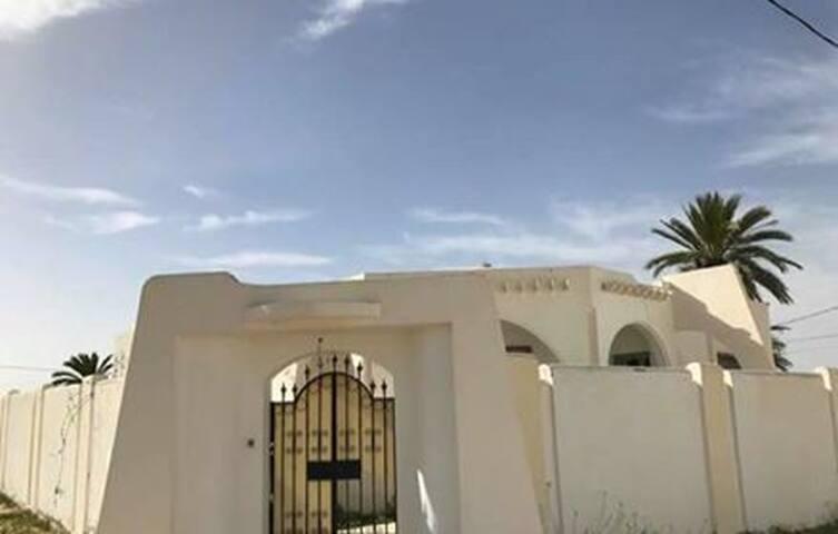 Villa à Djerbahood