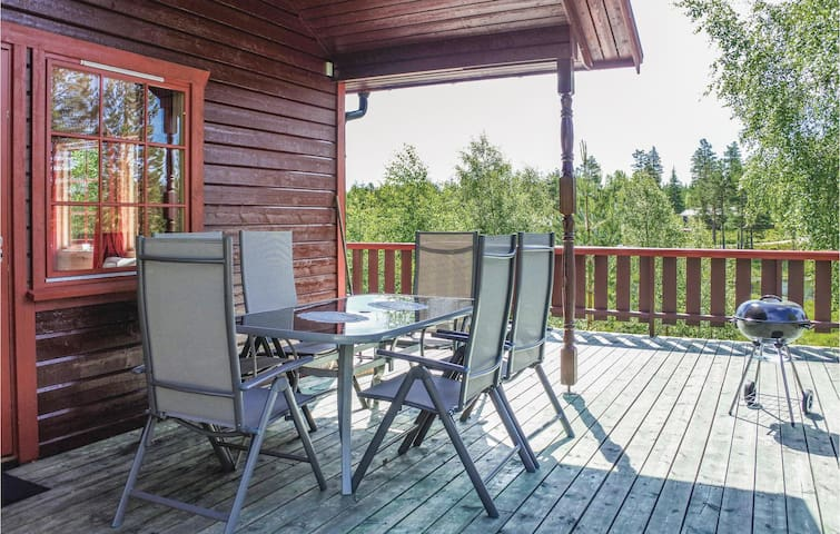 Holiday cottage with 3 bedrooms on 80 m² in Åmli
