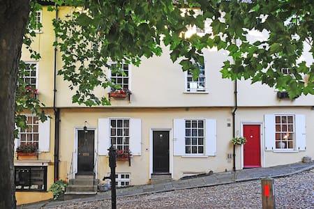 Historic House in Centre of Norwich - Norwich - Casa