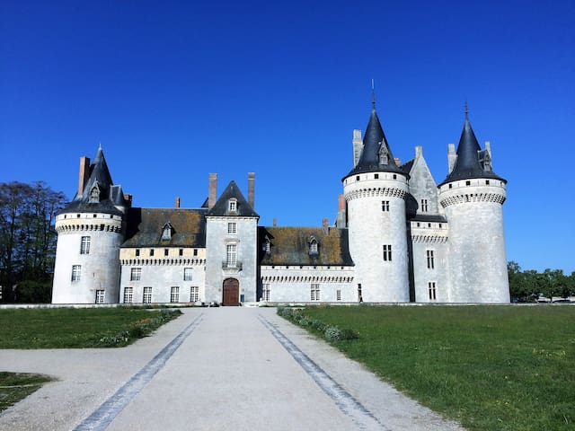 Beau et grand F3 avec vue sur le Château